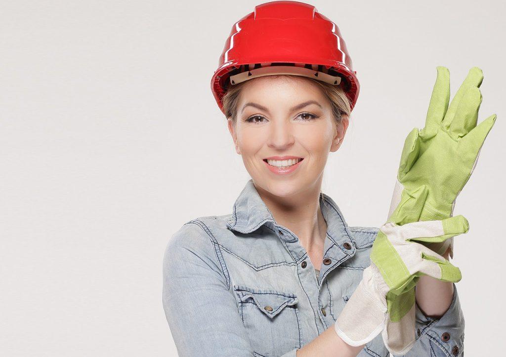Odzież robocza dla pracowników przemysłowych