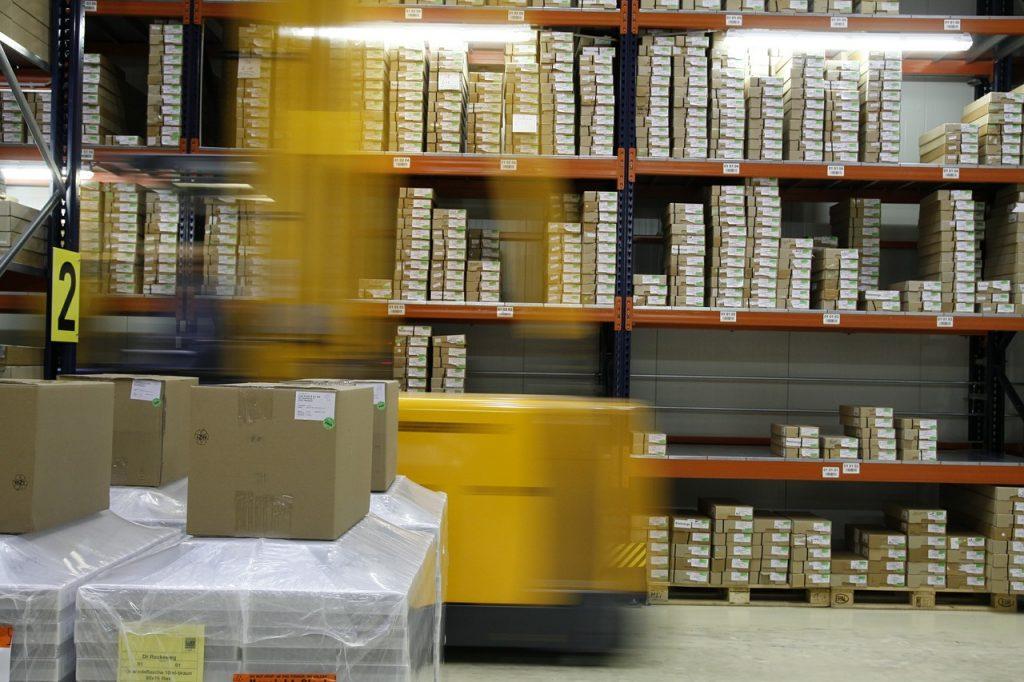Nowoczesne hale dla branży logistycznej